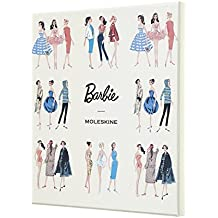 Moleskine Limited Edition Notebook Barbie Collectors Edition, Large, Ruled, Hard Cover (5 x 8.25)