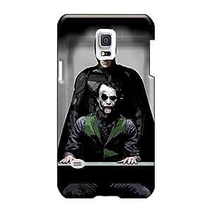Samsung Galaxy S5 Mini XhM2570DCYO Special Colorful Design Batman Joker Pattern Shock-Absorbing Hard Phone Cover -TrevorBahri