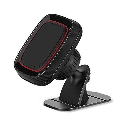 車の電話ホルダー最高の車の電話ホルダー磁気スタンドIphone X Xs最大Xr 8サムスンS9携帯電話マグネットマウント360回転ホルダー