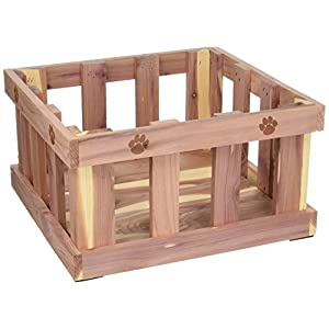 Woodlore Cedar Products Cedar Pet Toy Box 74