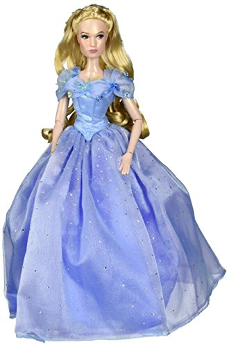 DISNEY LIMITED EDITION CINDERELLA DOLL 2015 LE - Cinderella Movie Doll