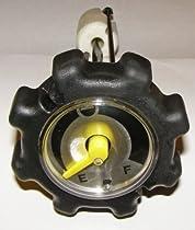 13280-02 Fuel Gauge w/ yellow needle Remington Reddy Desa Kerosene Heaters Fits 110-115k