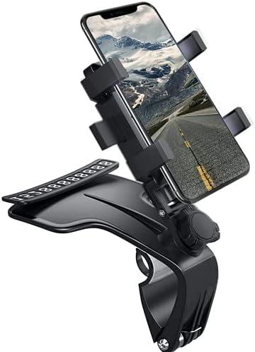 [2021 Upgrade] Phone Holder for Car, 360° Adjustable...