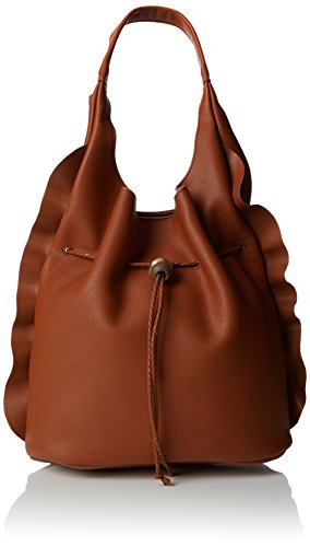 Nica Womens Mari Shoulder Bag Brown (Tan)