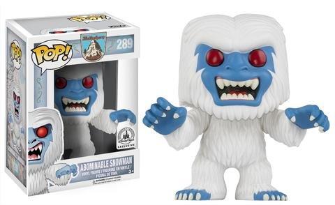 Funko Pop! Disney Matterhorn Abominable Snowman #289 (Disney Parks Exclusive)