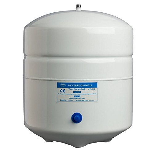 RO Water Storage Tank 4.5 Gal Powder Coated Steel by PA-E
