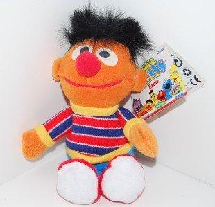 - Sesame Street Beans Collectible Ernie Plush (1997)