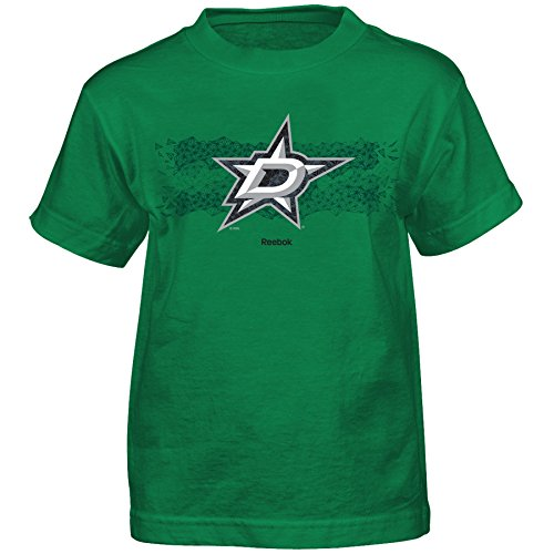 - Outerstuff NHL Dallas Stars Fractal Camo Short Sleeve Tee, Medium/(5-6), Fairway