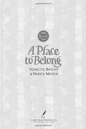 A Place to Belong (The Sister Circle Series - Sister A As Circle