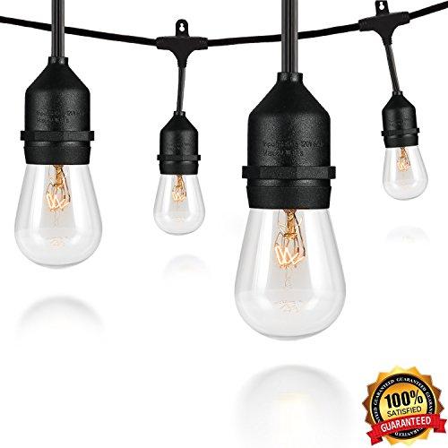 lightbulb strand lights - 7