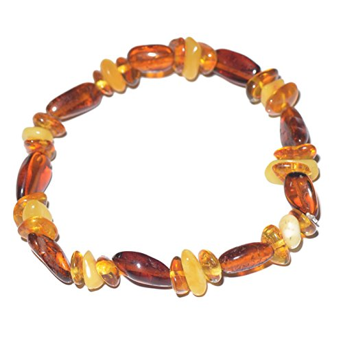 Baltic Amber Bracelet Adult Guarantee