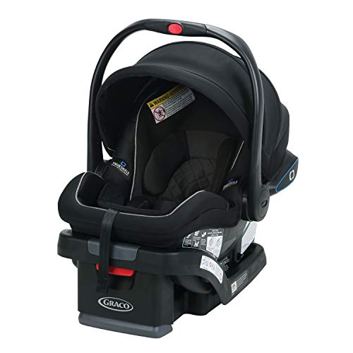 Graco SnugRide SnugLock 35 LX Infant Car Seat Featuring Trueshield Technology, Ion