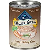 Blue Buffalo Blue's Stew Tasty Turkey Stew Adult Canned Dog Food Review