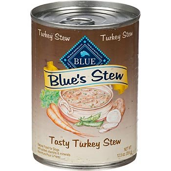 Blue Buffalo Blue's Stew Tasty Turkey Stew Adult Canned Dog Food For Sale