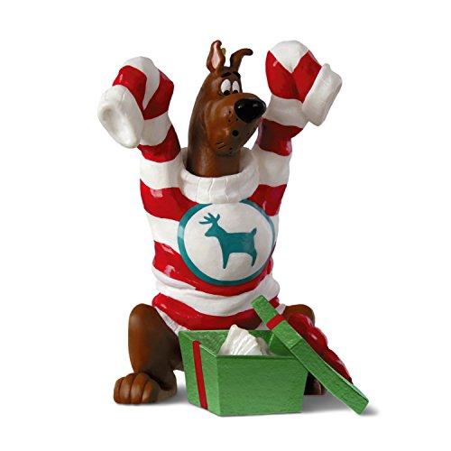 Hallmark Keepsake Christmas Ornament 2018 Year Dated, Scooby Doo An Oversize Surprise, -