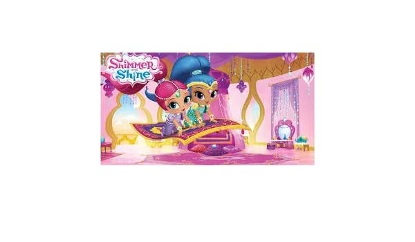 Shimmer & ~Shine 1436702.v2 Move-n-Groove - Patinete: Amazon ...