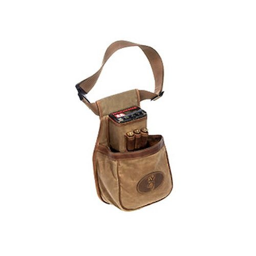 Browning Santa Fe Deluxe Trap Pouch (Clays Belt)
