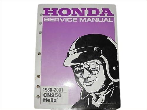 Honda Service Manual CN250 Helix 86-99: Ltd. Honda Motor Co.: Amazon on honda shadow aero wiring diagram, honda helix engine, honda helix tires, honda 450r wiring diagram, honda rebel wiring diagram, honda helix ignition switch, honda trx 250 wiring diagram, honda motorcycle wiring schematics, honda helix parts, honda goldwing wiring diagram, honda helix motor diagram, honda cbr1000rr wiring diagram, honda spree wiring diagram, honda silver wing wiring diagram, honda passport wiring diagram, honda helix cooling diagram, honda metropolitan wiring diagram, honda 919 wiring diagram, honda nighthawk wiring diagram, honda helix water pump,