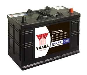 Yuasa - Batería yuasa 640 shd cargo shd