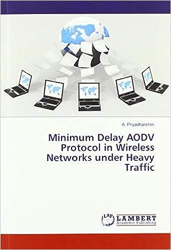 Téléchargez Minimum Delay AODV Protocol in Wireless Networks under Heavy Traffic EPUB gratuitement en Français