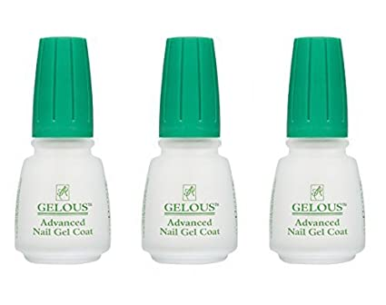 American Classic Gelous Nail Gel Base Coat Nail Polish (3 Bottles ...