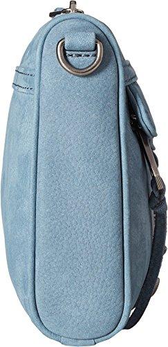 Borse a Tracolla Rebecca Minkoff MINI MAC Donna (HF36GFCX01) blue_blue, blau