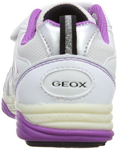 Geox Jr Emy - Zapatillas Blanco