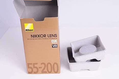 Review EMPTY BOX ONLY: Nikon