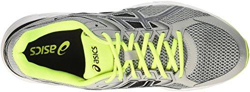 Black Grigio Gymnastics Gel Safety Asics Contend Shoes Black 3 Men Yellow Midgrey fBTxqwFz