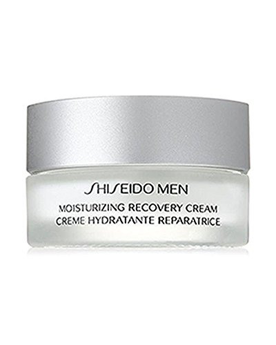 Emulsion Moisturizing - Shiseido Men Moisturizing Recovery Cream for Men, 1.8 Ounce