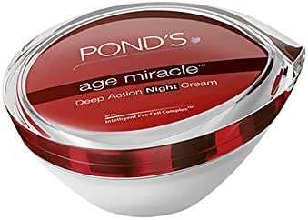 Pond's Age Miracle Wrinkle Corrector Night Cream SPF 18 PA ++ 50 grams