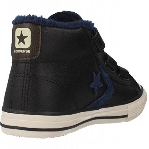 Zapatillas para ni�o, color Negro , marca CONVERSE, modelo Zapatillas Para Ni�o CONVERSE CONS STAR PLAYER 3V Negro Negro