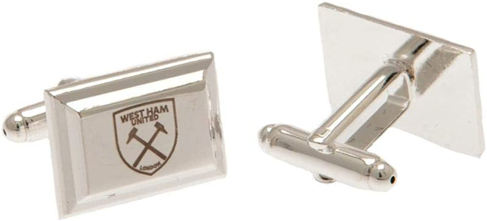 Personalised Crystal Rectangle West Ham United F.C