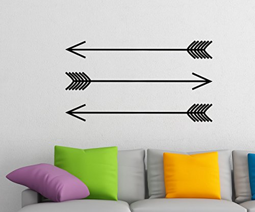 Arrows Wall Decal Vinyl Sticker Funky Signs Native Americ...