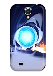 Best 9673066K51640351 Tough Galaxy Case Cover/ Case For Galaxy S4(naruto Minato)