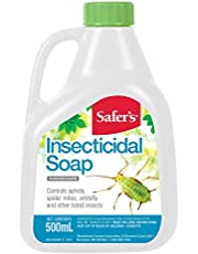 Safer's 01-2022CAN Insecticidal Soap 500ml Concentrate