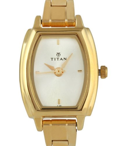Off Ne9644ym09 Karishma White Dial Buy Women's Analog Titan Watch odCBrxe