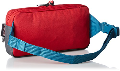 JanSport T81B Womens Waisted Forge Grey/Red Tape