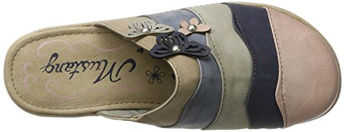 Mustang Women's 1240-704-318 Clogs, Brown (318 Taupe) Brown (318 Taupe)
