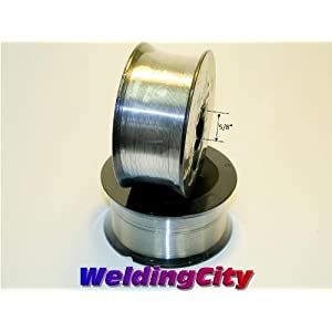 WeldingCity 2 Rolls of ER309L Stainless Steel MIG Welding Wire 2-Lb Spool 0.035″ (0.9mm)