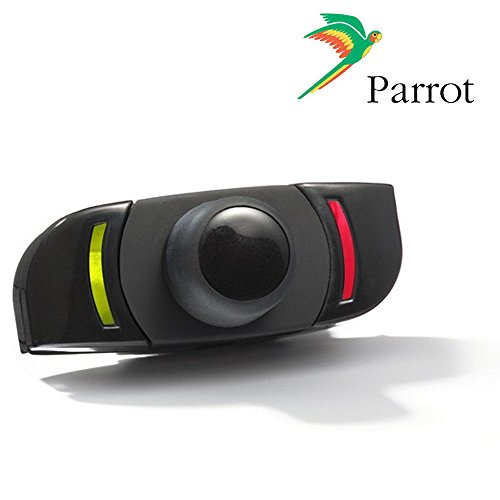 (Parrot Accessory - Remote Control for CK3000 Evolution Series. Genuine OEM Replacement Controller Pad Part for Car Bluetooth w/Wires and Holder)
