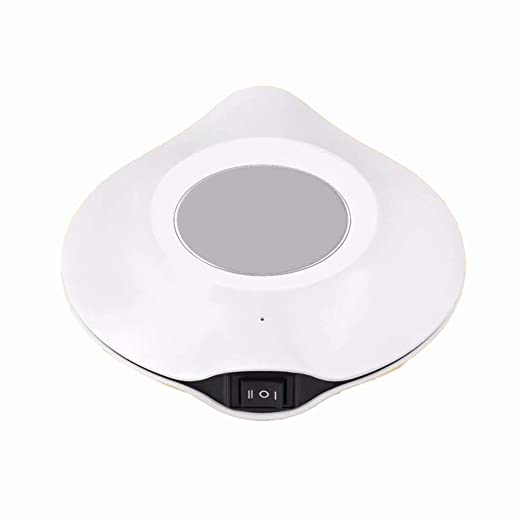 Copa USB termostática Calentador de la Taza del cojín ...