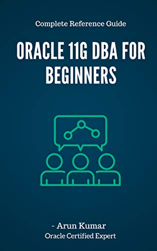 Amazon com: Oracle 11g DBA for absolute beginners: A