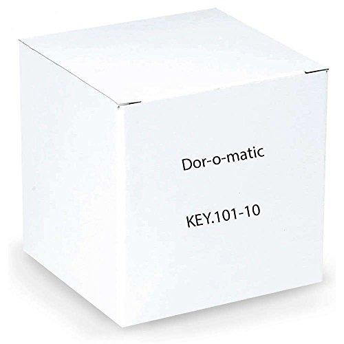 Dor-O-Matic KEY.101 Hex Dogging Key (10 Pack)