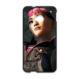 HTC One M7 Cell Phone Case Black_Far Cry 4 Yuma Lau_006 Dtphi