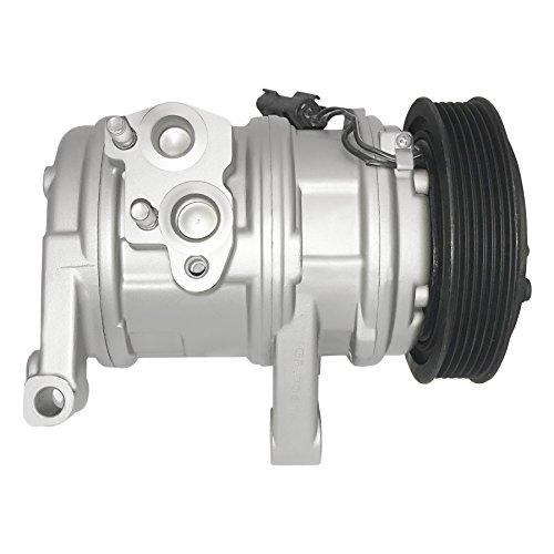 (RYC Remanufactured AC Compressor and A/C Clutch FG357)