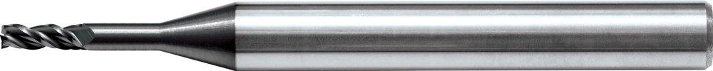 3 Flute 8 Shank Dia 24.0 Cutting Length Carbide AX HP 100 L 8.00 Cutting Dia KYOCERA T3150O945ECR5 Series Titan-AXM Extended Reach Corner Radius End Mill 32 Degree//48 Degree Angle