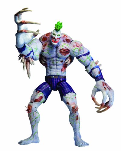 joker arkham figure - 3