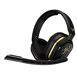 ASTRO Gaming A10 Wired Gaming Headset, The Legend of Zelda Edition, Damage Resistant, Dolby ATMOS, 3.5 mm Audio Jack for…