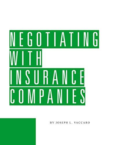 negotiating with insurance ebook pdf and epub. Black Bedroom Furniture Sets. Home Design Ideas